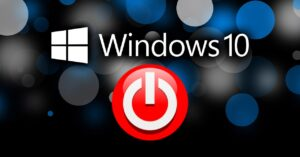 How to turn off the PC automatically when downloads are…