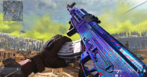 Unlock the Damascus and Diamond camouflages