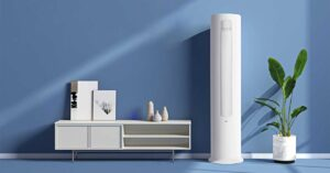 Xiaomi Vertical Air Conditioner 3: air conditioning features