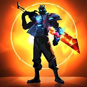 Cyber Fighters: League of Cyberpunk Stickman 2077