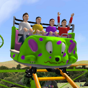 Theme Park Simulator: Amusement park!