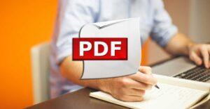 Uses of PDF – 5 ways to take advantage of…