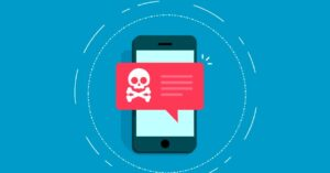 SMS fraud with a Post message