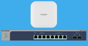 NETGEAR has new professional WiFi 6 APs and 2.5G PoE…