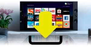 How to download apps on a Sony Smart TV