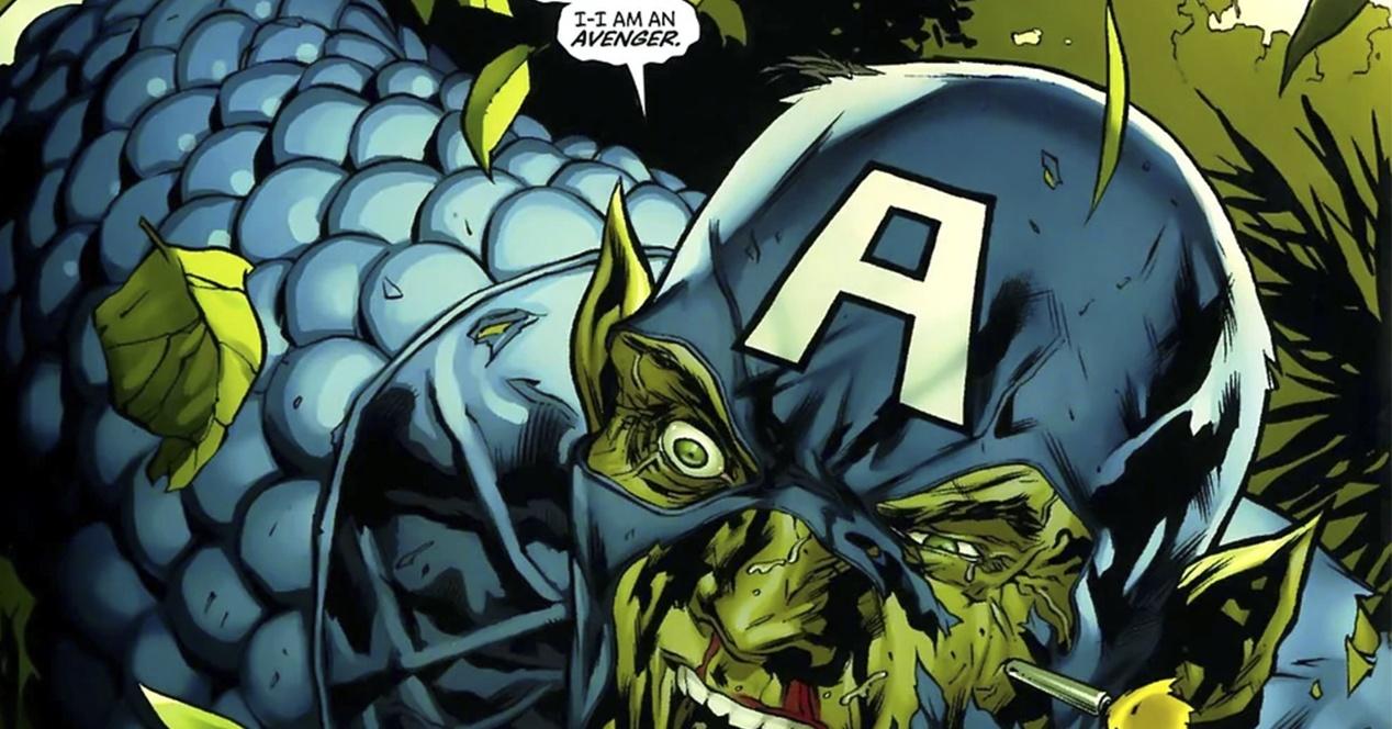 Captain America - Skrull - Secret Invasion