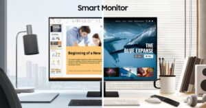 Buy monitor with integrated Netflix
