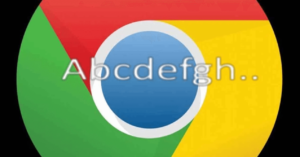 How to fix blurry fonts in Chrome