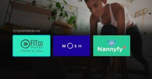 New Living Apps of Movistar's deco 4K in 2021