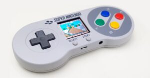 This is how you create a portable Super Nintendo with…