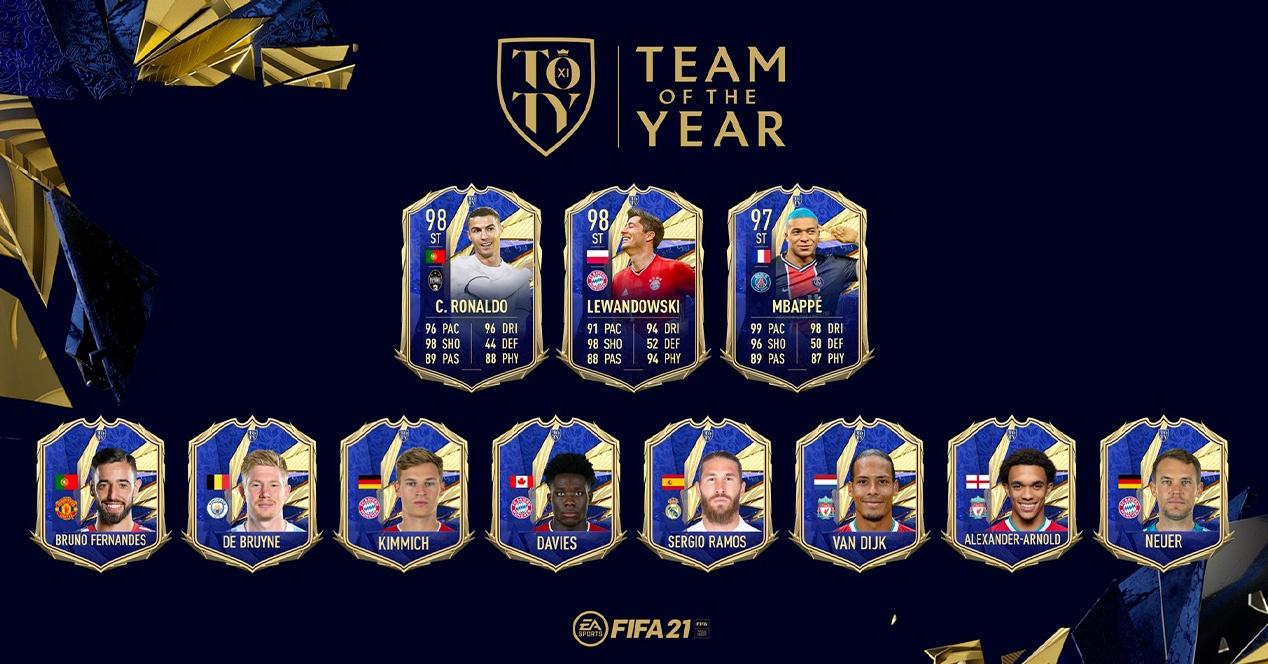 TOTY FIFA 21