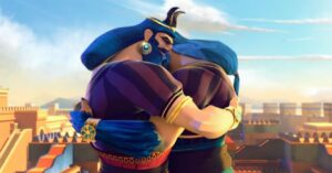 Gilgamesh, the animated film by Epic Games with Unreal Engine