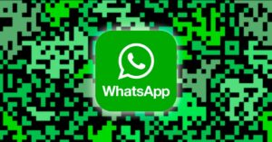 How to add contacts with a QR code on WhatsApp