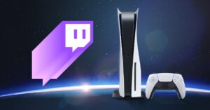 How to broadcast live on Twitch from PlayStation 5
