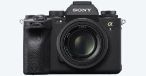 Sony a1, new camera: features, design and price