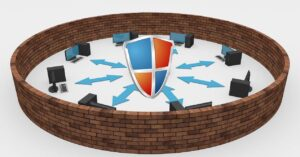 How to configure Windows 10 firewall to browse safely