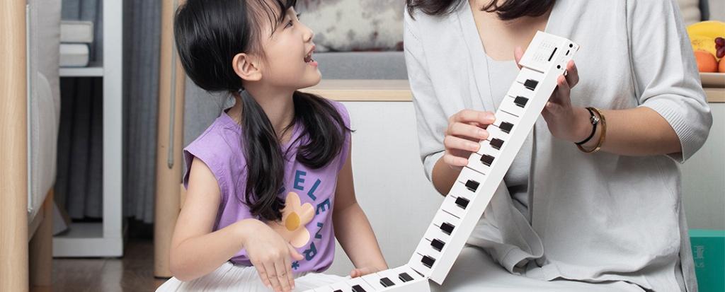 Girls Keyboard Xiaomi MIDIPLUS 88