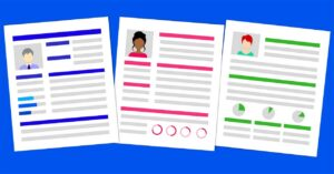 Tips to create a good resume in Word this year…