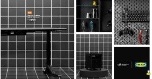 Leaked ASUS and IKEA gaming furniture: chairs, tables and more