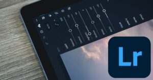 Analysis and tricks of the Lightroom app on iPad to…