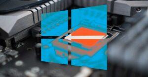 Windows 10 Update – New Intel Microcode