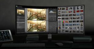 The best monitors to increase productivity at work