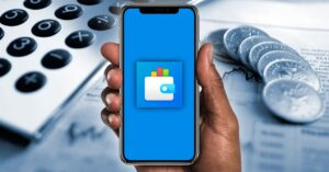 free iPhone app to manage expenses and income