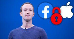 Mark Zuckerberg's statements against iOS 14