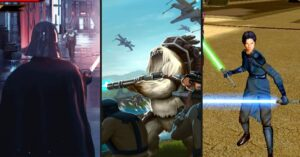 All Star Wars games to download on Android