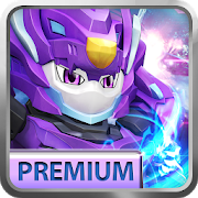 Superhero Robot Premium: Hero Fight - Offline RPG
