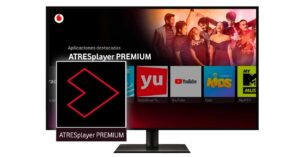 ATRESplayer PREMIUM on Vodafone TV: price, channels and content