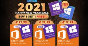 Buy Office 2016 and 2019 cheap and they give you…