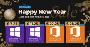 Buy cheap Windows 10 Pro license for 7.25 euros at…