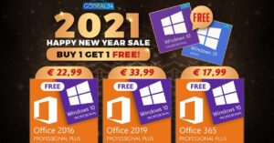 Cheap Office and Windows 10 licenses at GoDeal24: Get to…