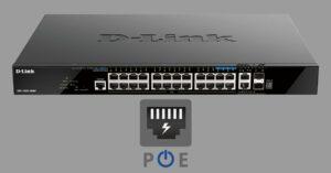 D-Link DGS-1520-28MP Multigigabit 2.5G PoE Port Configuration