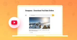 How to Convert YouTube Videos to MP3 with Snappea on…