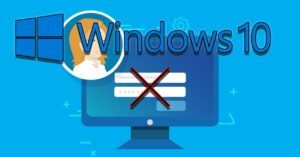 How to remove password from Windows 10 startup