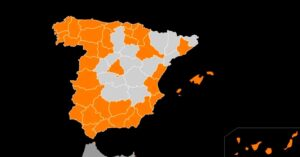 Orange 5G coverage in January 2021: municipalities and provinces