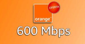 Orange reduces its fiber offer to 600 Mbps for 1…