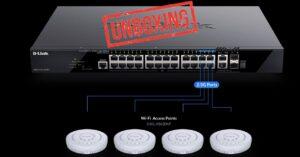 Unboxing of this L3 Multigigabit PoE + switch