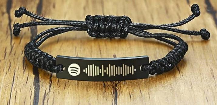Koencollections song bracelet