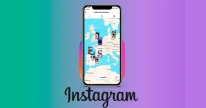How you can see your photo geolocation map on Instagram