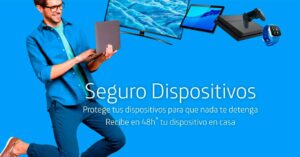 Movistar Device Insurance: prices and coverage included