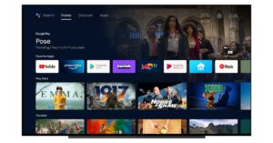 Smart TVs with Android start receiving Google TV in 2021