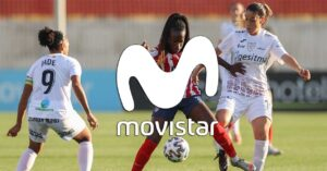 Movistar + will broadcast Primera Iberdrola, the first division of…