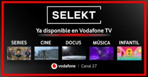 AMC's SELEKT Channel now available on Vodafone TV
