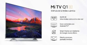 first QLED Smart TV in Spain, price, details