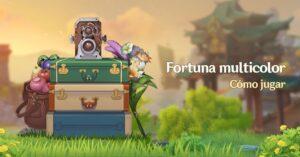 Genshin Impact Multicolor Fortune: Event Details