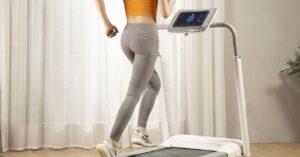 Xiaomi presents a smart treadmill with a virtual trainer!
