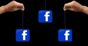 What are the main risks of using Facebook for safety?